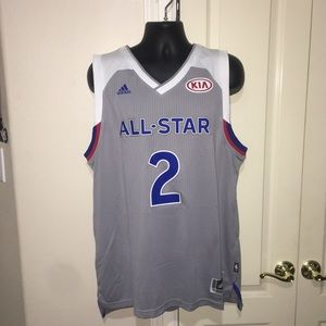 Kyrie Irving NBA Adidas Swingman All Star Jersey
